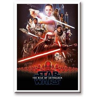 Aquarius Aimant - Star Wars - The Rise of Skywalker