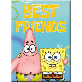 Aquarius Aimant - SpongeBob SquarePants - Best Friends