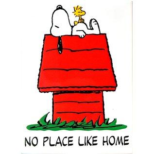 Aquarius Aimant - Peanuts - No Place Like Home