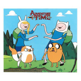 NMR Aimant - Adventure Time - Fiona, Cake, Finn & Jake