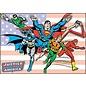Ata-Boy Aimant - DC Comics - Justice League of America Original