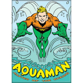Ata-Boy Aimant - DC Comics - Aquaman: Master of the Oceans Classique