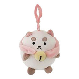 Squishable Peluche - Squishable - Micro Bee and Puppycat: Puppycat avec Clip 3""