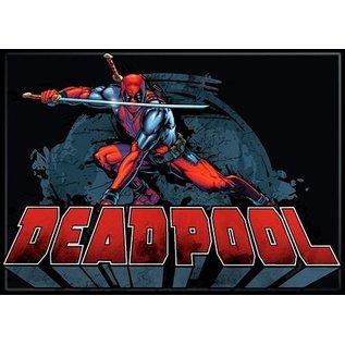 Ata-Boy Aimant - Marvel - Deadpool: Katana