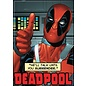 Ata-Boy Aimant - Marvel - Deadpool: He'll Talk Until You Surrender or Commit Suicide