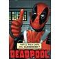 Ata-Boy Magnet - Marvel - Deadpool: He'll Talk Until You Surrender or Commit Suicide