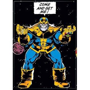 Ata-Boy Magnet - Marvel - Thanos Come and Get Me !