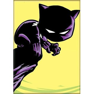 Ata-Boy Magnet - Marvel - Black Panther: Cartoon by Scottie Young