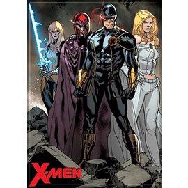 Ata-Boy Magnet - Marvel - X-Men: Magik, Magneto, Cyclops, Emma