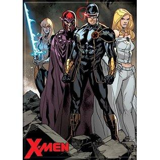 Ata-Boy Aimant - Marvel - X-Men: Magik, Magneto, Cyclops, Emma