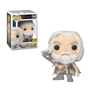 Funko Funko Pop! Movies - The Lords of the Rings - Gandalf the White 845 *Hot Topic Exclusive*