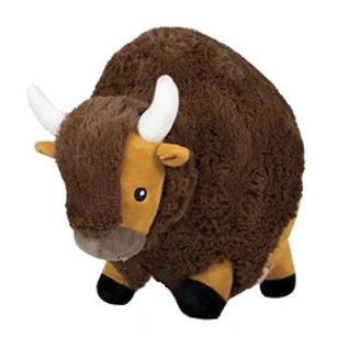 Squishable Peluche - Squishable - Mini Bison Project Open Squish 7''