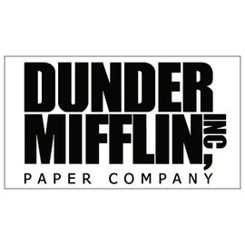 Chez Rhox Magnet - The Office - Dunder Mifflin Inc. Paper Company