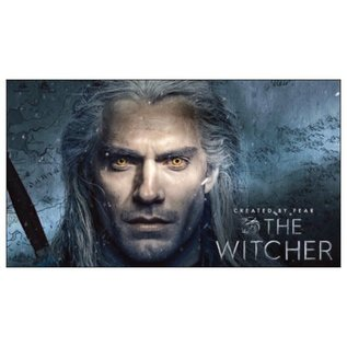 Chez Rhox Magnet - The Witcher - Geralt of Rivia Created by Fear