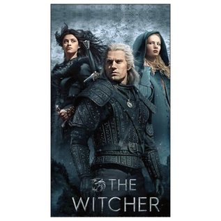 Chez Rhox Magnet - The Witcher - Geralt of Rivia, Yennefer and Ciri