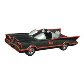 Diamond Toys Tirelire - DC Comics - Batmobile en Vinyle