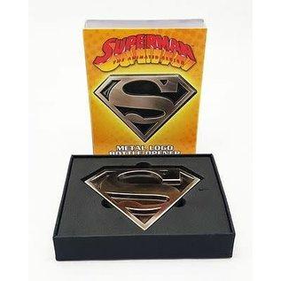 Diamond Toys Magnet - DC Comics - Superman The Animated Series: Metal Logo Bottle Opener