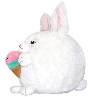 """Squishable Peluche - Squishable - Mini Lapin avec Crème Glacée 7"""""""