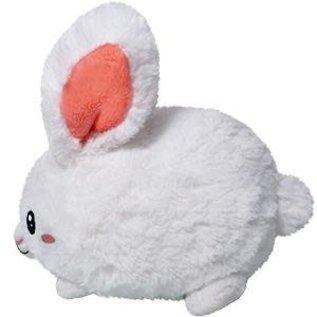 "Squishable Peluche - Squishable - Mini Lapin Touffu Blanc 7"""