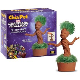 Joseph Entreprises Chia Pet - Marvel - Guardians of the Galaxy: Baby Groot