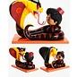 Funko Funko Pop! - Disney Aladdin - Jafar as the Serpent *Hot Topic Exclusive* 554