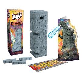 Toho Co ltd. Board Game - Godzilla - Jenga Extreme Edition