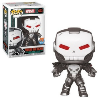 Funko Funko Pop! - Marvel - Punisher War Machine 623 *PX Previews Exclusive*