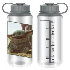 "Vandor Bouteille de Voyage - Star Wars The Mandalorian - The Child ""Bébé Yoda"" 30oz"