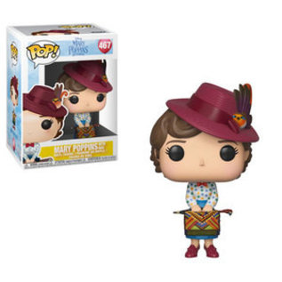 Funko Funko Pop! - Disney Mary Poppins Return - Mary Poppins with Bag 467