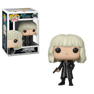 Funko Funko Pop! - Atomic Blonde - Lorraine (Black Jacket) 566