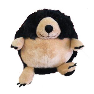 Squishable Peluche - Squishable - Mini Ours Noir 7""