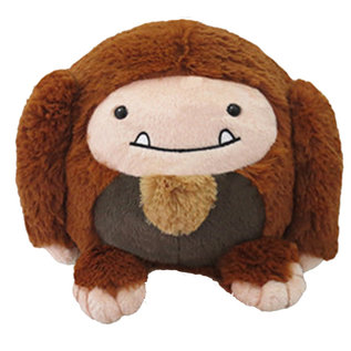 Squishable Peluche - Squishable - Mini Sasquatch 7''