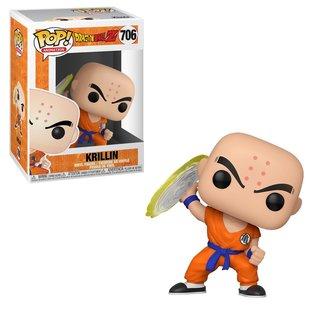 Funko Funko Pop! - Dragon Ball Z - Krillin 706