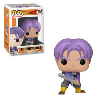 Funko Funko Pop! Animation - Dragon Ball Z - Trunks 702