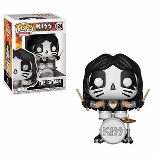 Funko Funko Pop! - Kiss - The Catman 124