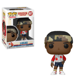 Funko Funko Pop! - Stranger Things - Lucas 807