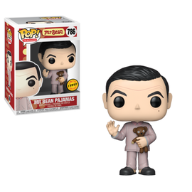 Funko Funko Pop! - Mr Bean - Mr Bean Pajamas 786 *Chase*