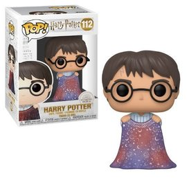 Funko Funko Pop! - Harry Potter - Harry Potter with Invisibility Cloak 112