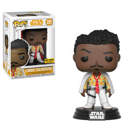 Funko Funko Pop! - Star Wars - Lando Calrissian 251 *Hot Topic Exclusive* 251
