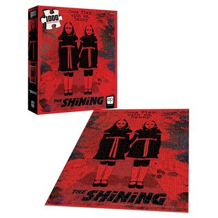The OP Games Puzzle - The Shining - Come Play with Us, Danny 1000 pièces