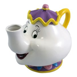Vandor Teapot - Disney - Beauty and the Beast: Mrs. Teapot in Ceramic 44oz