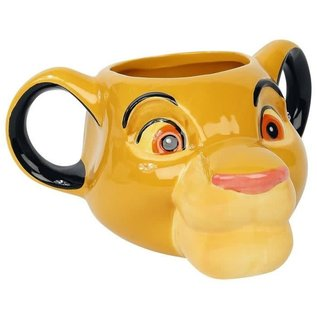 Paladone Mug - Disney - The Lion King: Simba Sculpted 14oz