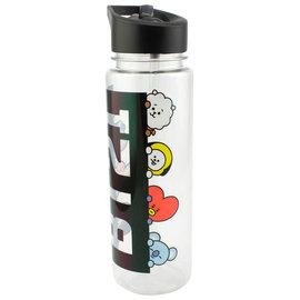 Vandor Travel Bottle - BT21 - Line Friends Characters 21oz