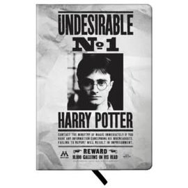 Spoontiques Carnet de notes - Harry Potter - Indésirable No 1 Harry Potter