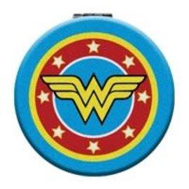 Spoontiques Miroir Compact - Wonder Woman - Logo Wonder Woman