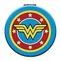 Spoontiques Miroir Compact - Wonder Woman - Logo Wonder Woman