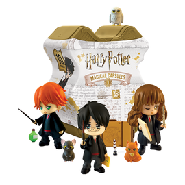 YuMe Toys Blind Box - Harry Potter - Magical Capsules Series 1