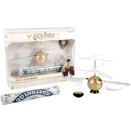 Wow! Stuff Collectible - Harry Potter - Magical Golden Snitch Heliball