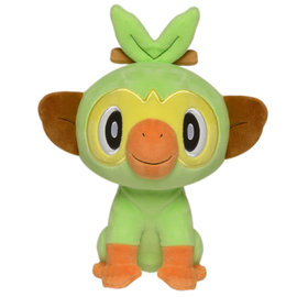 "Wicked Cool Toys Peluche - Pokémon - Région de Galar Grookey 8"""