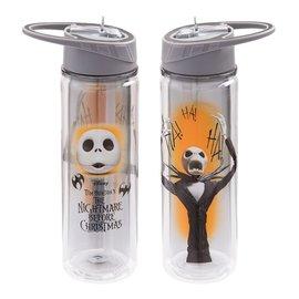 Vandor Travel Bottle - The Nightmare Before Christmas - Jack Skellington HA! HA! HA! 18 oz
